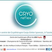 CryoReflex - Cryothérapie Corps Entier Lyon