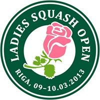 6th International Ladies Open Squash Tournament 2013