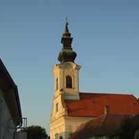 Cirkevný zbor ECAV Komárno  Evangelical lutheran congregation Komarno.