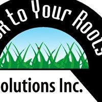 Back to Your Roots Soil Solutions Inc