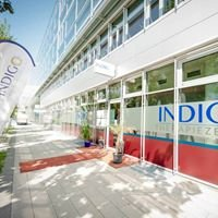 Indigo Therapiezentrum Linz - Haupteingang UKH