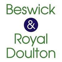 Beswick and Royal Doulton Horses