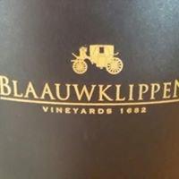Blaauwklippen Wine Farm