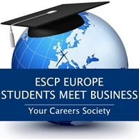 ESCP EUROPE STUDENTS MEET BUSINESS