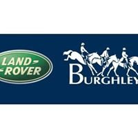 Landrover Burghley Horse Trials