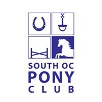 South OC Pony Club - Not Just for Ponies