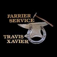 Travis Xavier Farrier Service