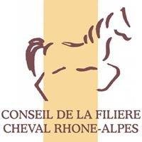 Conseil de la Filière Cheval Rhône-Alpes