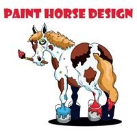 Paint Horse Design & the Clip Clop Equine Shop