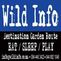 Wild Info - Eat, Sleep and Play in The Garden Route