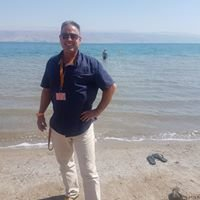 Tour guide Lior Ben david