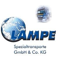 On tour mit Lampe Spezialtransporte