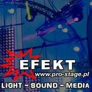 EFEKT -  Technika estradowa