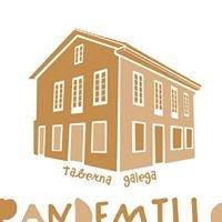 Pandemillo taberna galega