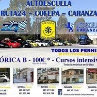 Autoescuela Ruta24 -Cofepa-Caranza