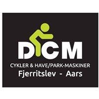 DCM Cykler & Have/Park - Maskiner