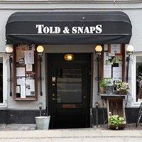 Restaurant Told & Snaps