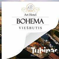 Klaipėda Art Hotel Bohema