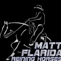 Matt Flarida Reining Horses