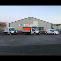 Bapp Industrial Supplies - Mansfield Ltd