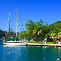 Fantasy Island Marina, Roatan, Honduras