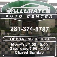 Accurate Auto Center
