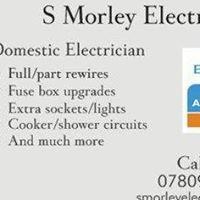 S Morley Electrical, Leeds electrician