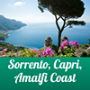 Sorrento, Capri and Amalfi Coast
