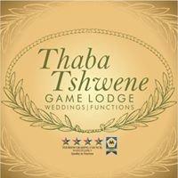 Thaba Tshwene Game Lodge
