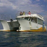 Catamarán Higuer Hondarribia