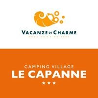 Le Capanne - Camping Village in Toscana