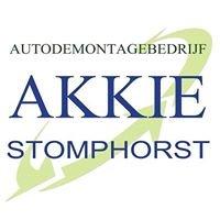Autodemontage Akkie Stomphorst
