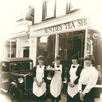 Aunties tea shop