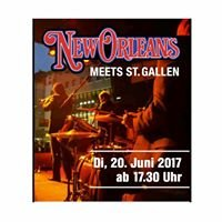 New Orleans meets