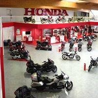 Leconte Motos HONDA Rennes