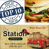The Station Burger Co. of Murray