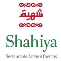 Shahiya Restaurante Árabe e Eventos
