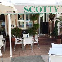 Scotty's bar and eatery Mojacar