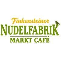 Markt Cafe in der Finkensteiner Nudelfabrik