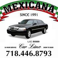 Mexicana Car Service Queens NY