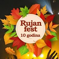 Rujanfest Zagreb službena stranica