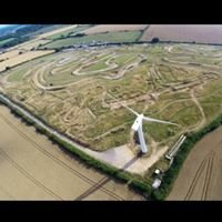 Roger Hill Race Way, Bere Regis