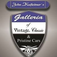 John Kufleitner's Galleria of Vintage, Classic and Pristine Cars