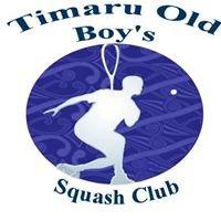 Timaru Old Boys Squash Club