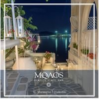 Molos Seaside Café | Bar