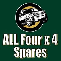 All Four x 4 Spares, Service & Dismantling