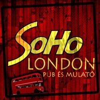 Soho London Pub