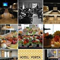 Hotel PORTA Skopje / Хотел ПОРТА Скопје