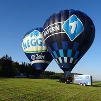 Chiemseeballooning Ballonfahrt Ballonflug München Rosenheim Salzburg Alpen