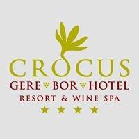Crocus Gere Bor Hotel & Resort - Villány